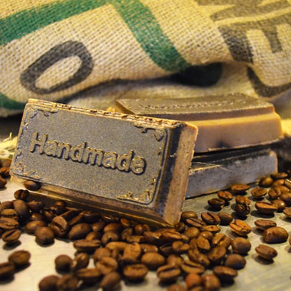 Aromatherapy Designed For You - Coffee Soap