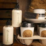 Aromatherapy Designed For You - Coffee Lotion and Scrub