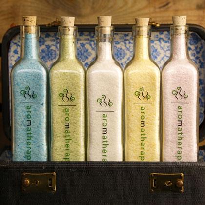 Aromatherapy Designed For You - Salt Sudz