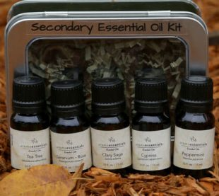 Aromatherapy Designed for You - Secondary Essential Oil Kit