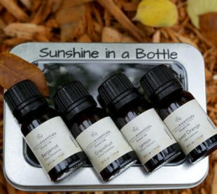 Aromatherapy Designed for You - Sunshine in a Bottle