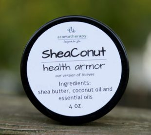 essential oils - sheaconut